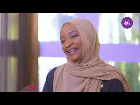 Ramadan is Being with Family - Rahma Sadau