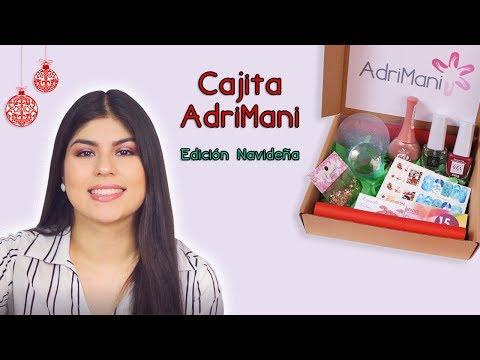 Diseños de uñas - Cajita AdriMani - Esmaltes, productos de estampación, glitter y más