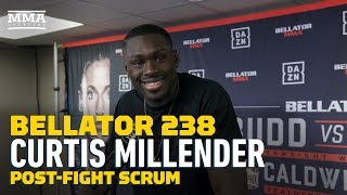 Bellator 238: Curtis Millender Next Wants To Fight Michael 'Venom' Page or Ed Ruth - MMA Fighting by MMA Fighting