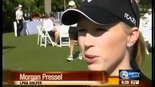 Morgan Pressel