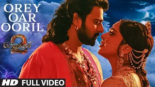 Nonton Orey Oar Ooril Full Video Song    Baahubali 2 Tamil    Prabhas Rana Anushka Shetty Tamannaah Film Subtitle Indonesia Streaming Movie Download