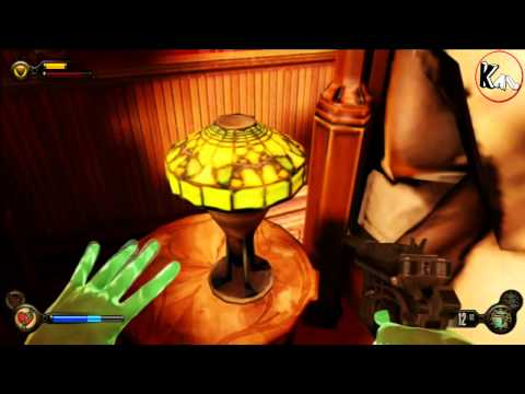 Let's play BioShock Infinite - Mode difficile - Ep. 03 (Ps3)