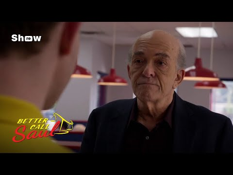 Better Call Saul - Hector Salamanca at Los Pollos Hermanos