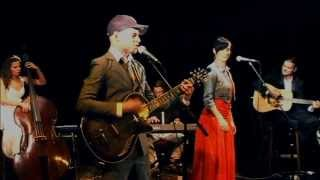 Video Vojtaano & Band ft. Pavla Bečková -  Rumáky (LIVE 2011)