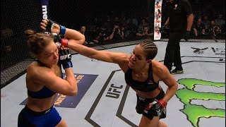 Amanda Nunes Top 5 Finishes