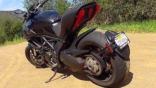 10. Ducati Diavel Review