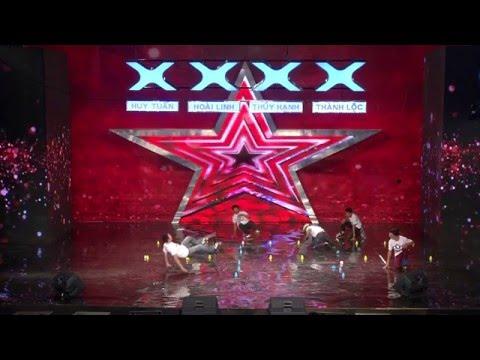 Vietnam's Got Talent 2014 - Giám khảo Huy Tuấn chuẩn bị đón giấc mơ ... hoang dại!?