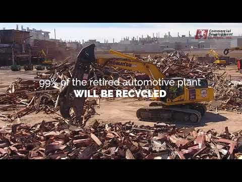 Brownfield Update: GM Janesville Redevelopment Project