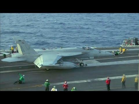 USA: 5 Soldaten nach Flugzeug-Kollision vor japanischer Küste vermisst