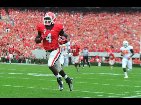 Keith Marshall Ultimate Highlights video.