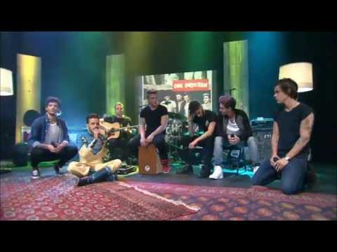 1DDay - Little Things - Live One Direction HD (видео)