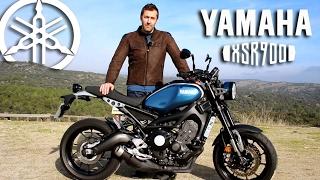 5. Yamaha XSR 900 2017: Prueba a fondo [Full HD]