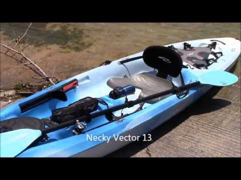 Love the Necky - kayak fishing, kayak photos, kayak videos