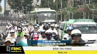 TP.HCM: Nhiều Hãng Taxi đồng Loạt Giảm Giá Cước 500 đồng/km