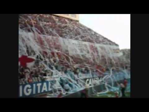 Video - Tifo Frente Atletico - Frente Atlético - Atlético de Madrid - España - Europa