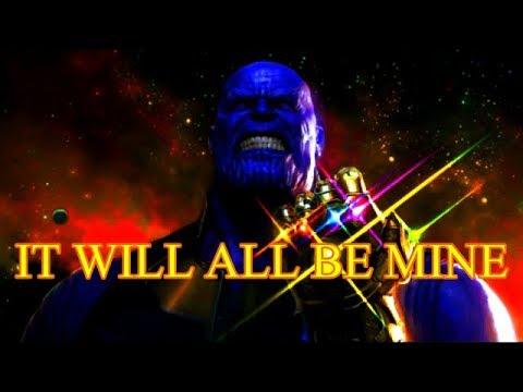 """HMV: """"It Will All Be Mine"""""""