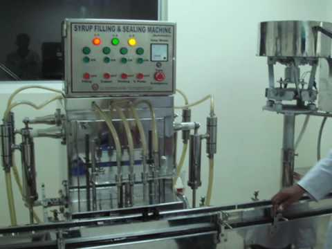 Syrup Manufacturing Process