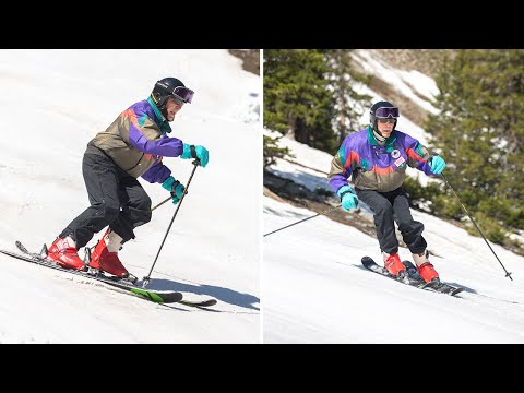 100-Year-Old Celebrated Birthday By Going Skiing