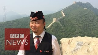 Scottish independence: Why is China wary of the referendum? BBC News