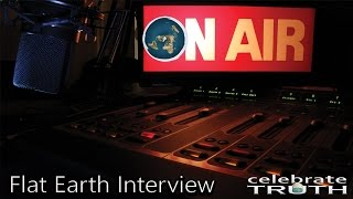 Talk Show Hosts Blown Away! Awesome Flat Earth Radio Interview 📻