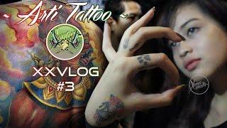 Video Xena Xenita Vlog #3 - Tattoo Itu Seni Atau Apa? MP3, 3GP, MP4, WEBM, AVI, FLV Maret 2019