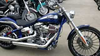 8. 2014 CVO Breakout Softail FXSBSE Harley-Davidson