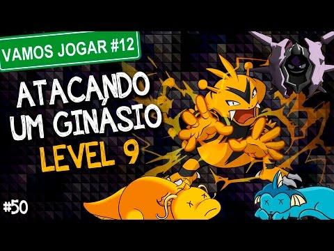 Detonando um ginásio de level 9! Destruindo com Electabuzz e Cloyster de baixo CP! Pokemon Go Brasil (видео)