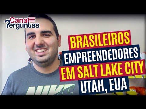Mercado e agência de turismo de brasileiros em Salt Lake City, Utah ✔
