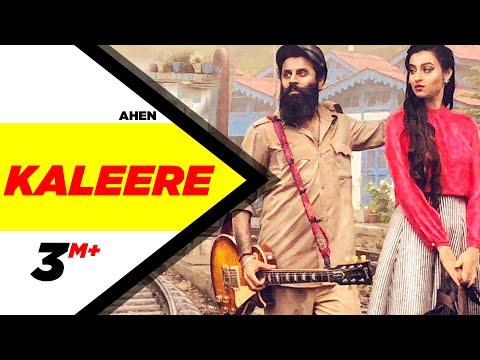 Kaleere (Official Video) | Ahen | Gurmoh | Latest Punjabi Songs 2019 | Speed Records