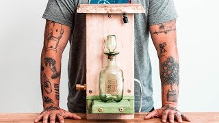 Video Solving The ONE-OF-A-KIND Whiskey Bottle Puzzle!! MP3, 3GP, MP4, WEBM, AVI, FLV September 2019