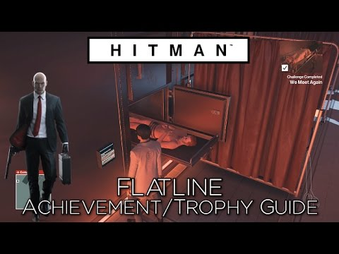 HITMAN - Flatline  Achievement/Trophy Guide - Secret Agent Smith in Episode 6: Hokkaido