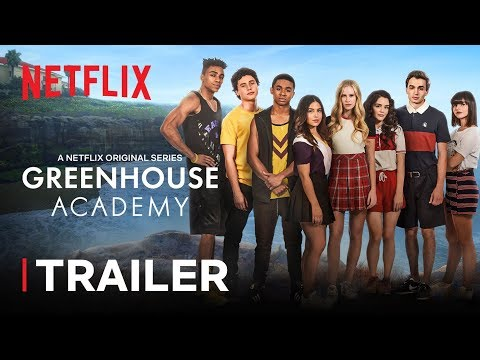 Greenhouse Academy Season 4 Trailer | Netflix Futures