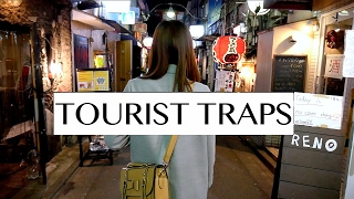 Here is a Japan travel guide on some of the tourist traps in Tokyo and some places you could avoid in Tokyo. I hope the japan travel tips and advice gives you a heads up before travelling to Japan and makes your trip a smoother one! :)Places mentioned in order:TOKYO TOWEROption: Instead of paying to go up the tower, enjoy Tokyo Tower from the surroundings- Shiba Park (Shiba koen)- Zozoji Templeor go up other places for free views of Tokyo- Tokyo Metropolitan Government Building (in Shinjuku)- Carette Shiodome- Bunkyo Civic Center- Carrot Tower (in Sangenjaya)HARAJUKU TAKESHITADORIOption: Check out the back streets, hidden paths and traditional places- Brahms Path- Harajuku Street (Back streets with vintage shops, second hand shops, hipster hangouts etc)- Tokyu Plaza Rooftop- Meiji Shrine- Yoyogi ParkSKY TREEOption: Look at sky tree from other view points and take a short 15 minute stroll to Asakusa- Solamachi 30th Floor- AsakusaGOLDEN GAI DRINKING ALLEYOption: Instead of paying the high table charge, check out local Japanese yokocho (back alleys filled with tiny bars and restaurants)- Shibuya Nombei Yokocho- Shinjuku Omoide Yokocho- Ebisu Yokocho- Sangenjaya Chitai Yokocho- Yurakucho Sanchoku InshokugaiPhewwww... that was a lot to write haha, if you read up to here - you are the BEST!! Leave me a comment with your favourite emoji!See you guys soon in my next videoooooo!!Join me on Patreon for bonus videos, live streams and much more! ☺https://patreon.com/internationallyME-------------------------------------------------------------➱ CONNECT WITH ME INSTAGRAMhttps://instagram.com/internationallymeTWITTERhttps://twitter.com/NZ2JAPAN➱ MUSICBensound  Moose