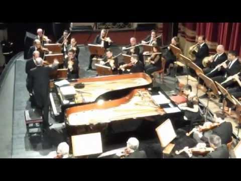 Mozart K365 primo mov del concerto per due pianoforti