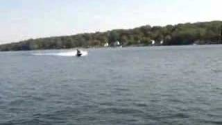 10. 60 MPH Jet Ski Flyby Pass 04 SeaDoo GTX 4-TEC LIMITED SUPERCHARGED