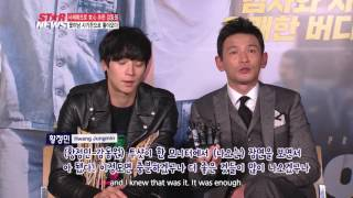 """Nonton [STAR NEWS] """"A Violent Prosecutor"""" Gang Dongwon Interview! Film Subtitle Indonesia Streaming Movie Download"""