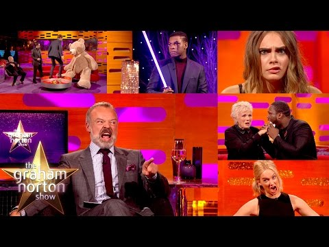 A Wonderful Compilation of Some of the Funniest Moments on the  Graham Norton Show  in