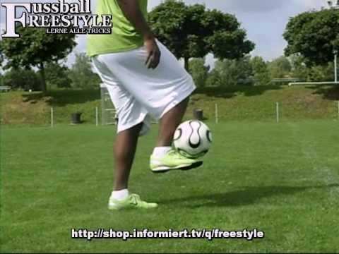 lerne - Hier gibts noch mehr Tricks http://shop.informiert.tv/p/125841186/informiert-tv-fussball-freestyle-lerne-alle-tricks LERNE UND PERFEKTIONIERE INNERHALB VON W...