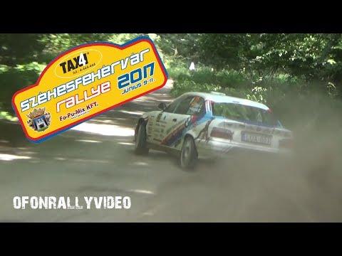Taxi4 Székesfehérvár Rallye 2017 Maxx Attack - ofonrallyvideo