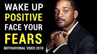 Video Will Smith's Greatest Motivational Speech Ever (MUST WATCH) | WAKE UP POSITIVE Motivational Video MP3, 3GP, MP4, WEBM, AVI, FLV Juli 2019
