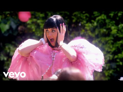 Watch Katy Perry's ridiculous new video for 'Birthday'