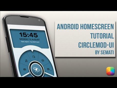 CircleMod-UI Tutorial