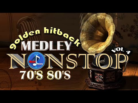 Golden Hitback Nonstop Medley Of The 70's And 80's Vol.4