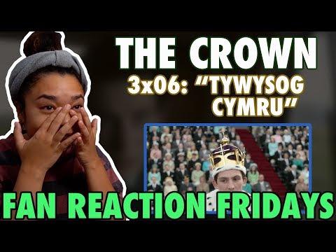 "THE CROWN Season 3 Episode 6: ""Tywysog Cymru"" Reaction & Review | Fan Reaction Fridays"