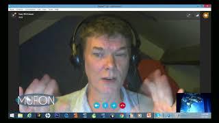 Non Terrestrial Officers? Gary McKinnon at MUFON Live via SKYPE Highlight reel