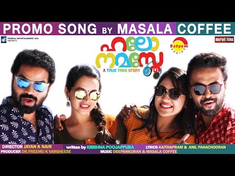 Hello Namasthe Movie Promo Song By Masala Coffee | Vinay Forrt, Bhavana, Miya