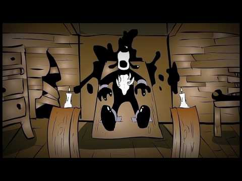 Bendy And The Ink Machine [AMV]-Angel Of Darkness