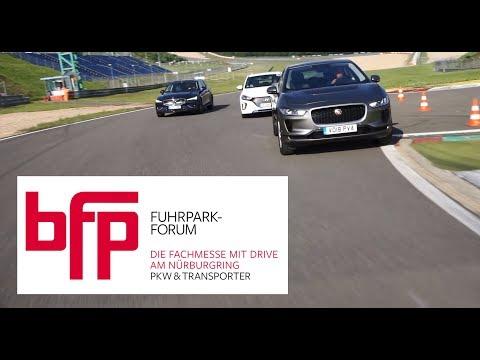 Branchen-Event am Nürburgring: Impressionen und Stimmen vom bfp Fuhrpark-FORUM 2018