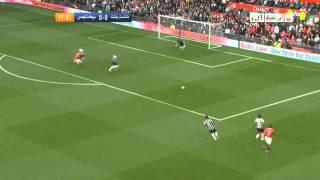Giggs´ Doppelpass mit David Beckham übers ganze Spielfeld