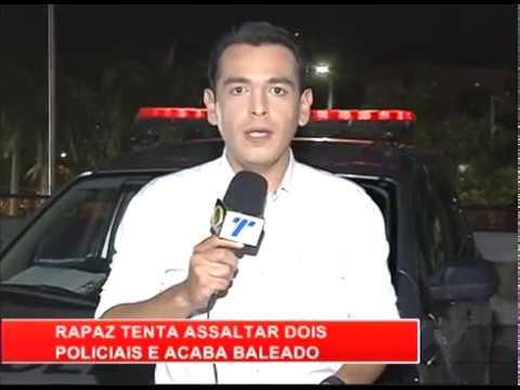 [RONDA GERAL] Adolescente é baleado ao tentar assaltar policiais em Piedade